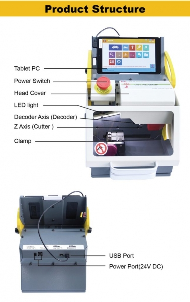 SEC-E9 and SEC-E9z key cutting machine – what's the difference?