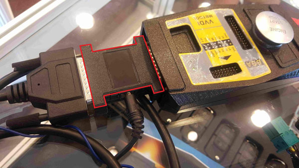 Xhorse VVDI MB Tool Power Adapter Test Report